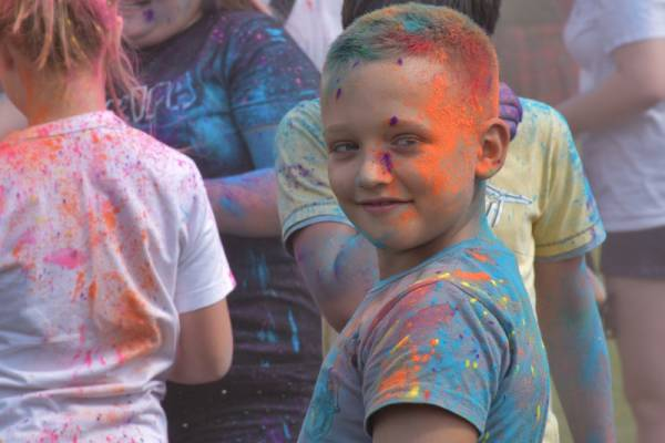 Festiwal kolorów i pokazy strażackie w Janikowie