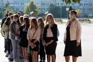 Rozpoczęcie roku szkolnego 2021/2022 - DSC_6601