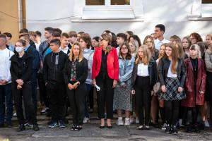 Rozpoczęcie roku szkolnego 2021/2022 - DSC_6617