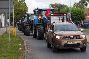 Protest rolników - DSC_4500
