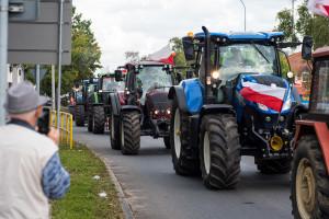 Protest rolników - DSC_4507