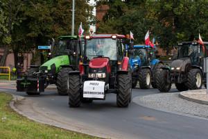 Protest rolników - DSC_4513