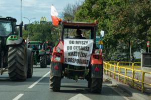 Protest rolników - DSC_4533