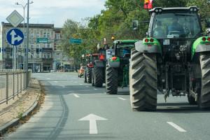 Protest rolników - DSC_4536