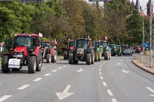 Protest rolników - DSC_4540