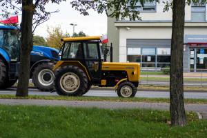Protest rolników - DSC_4580