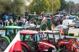 Protest rolników - DSC_4596