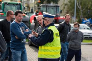 Protest rolników - DSC_4601
