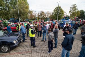 Protest rolników - DSC_1240