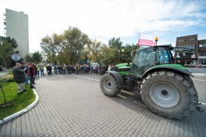 Protest rolników - DSC_1267