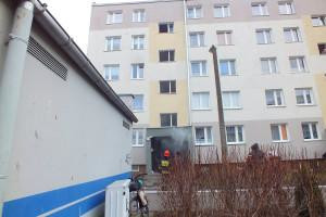 Pożar przy Emilii Plater - DSCF8416