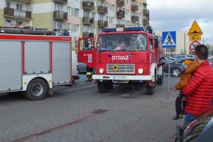 Pożar przy Emilii Plater - DSCF8430