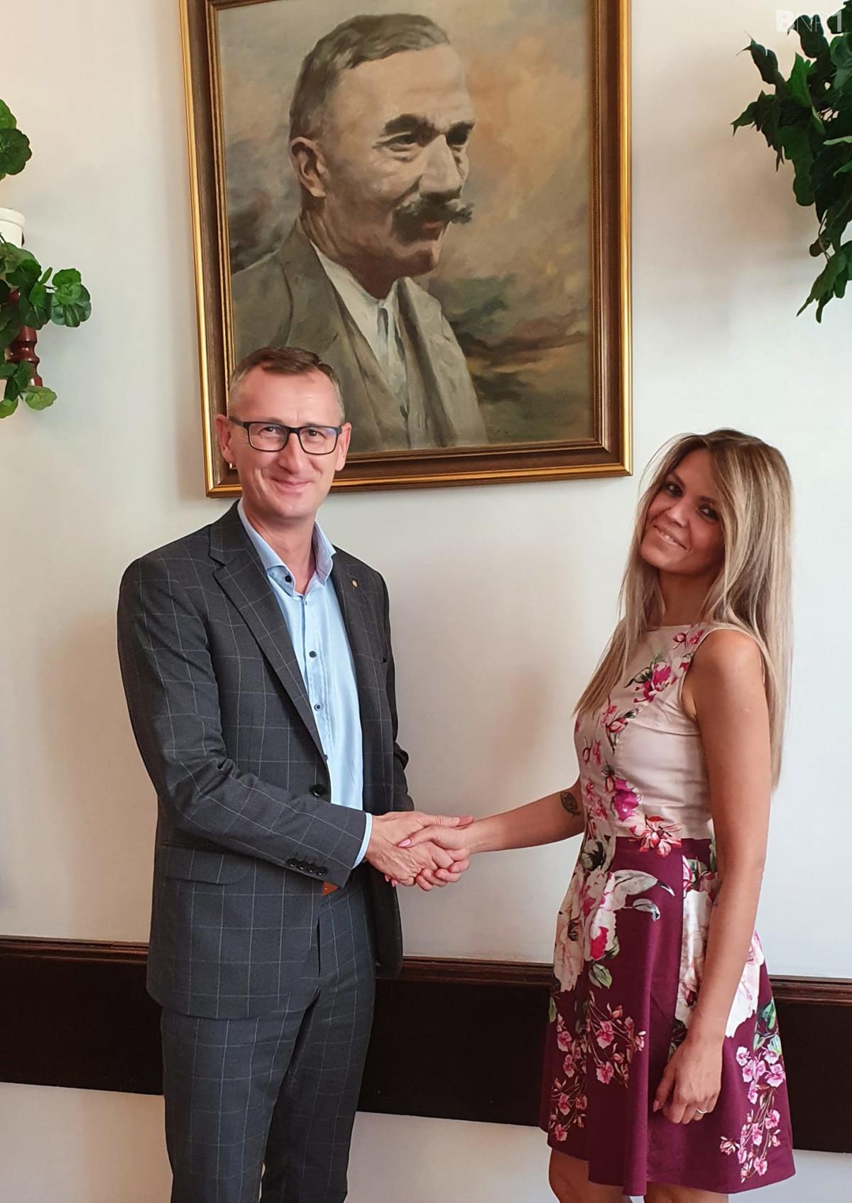 Prezes PSL Bydgoszcz