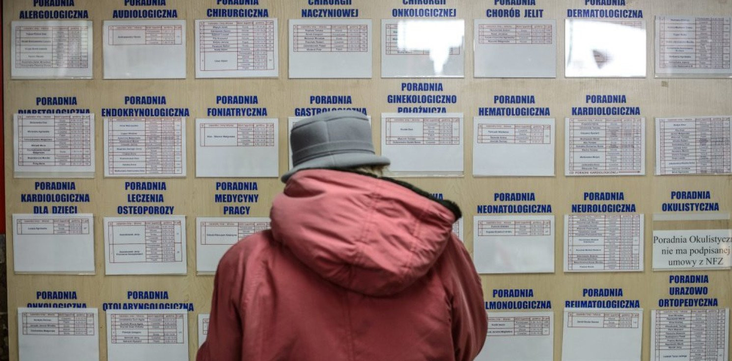 Kraj - Od 8 stycznia skierowania na leczenie obowiązkowo w formie elektronicznej