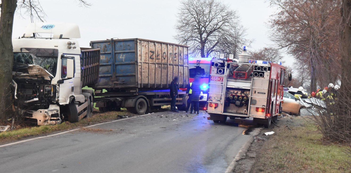 Inowrocław - W 2020 roku mniej wypadków