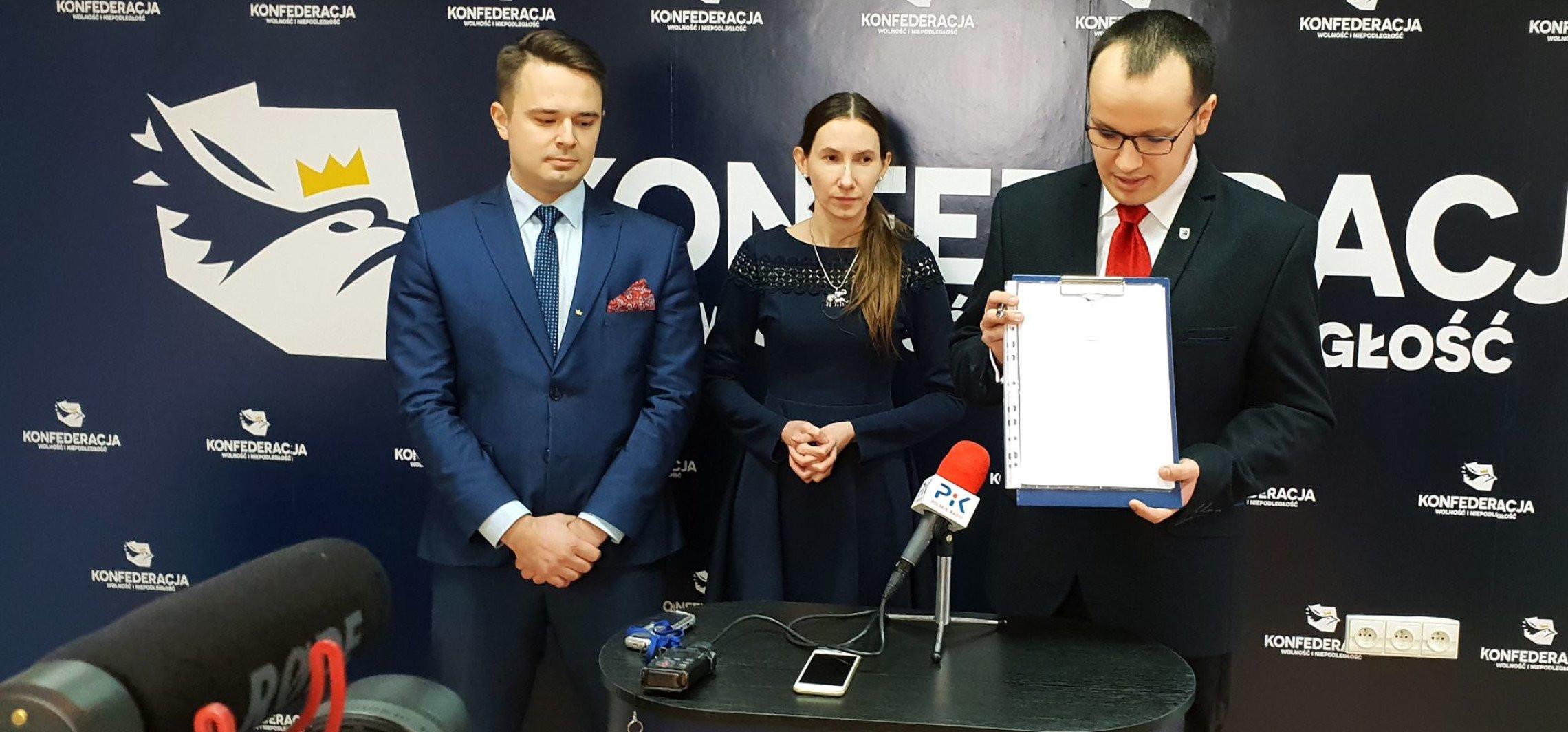 """Bydgoszcz - """"To ciche wprowadzenie państwa policyjnego"""""""