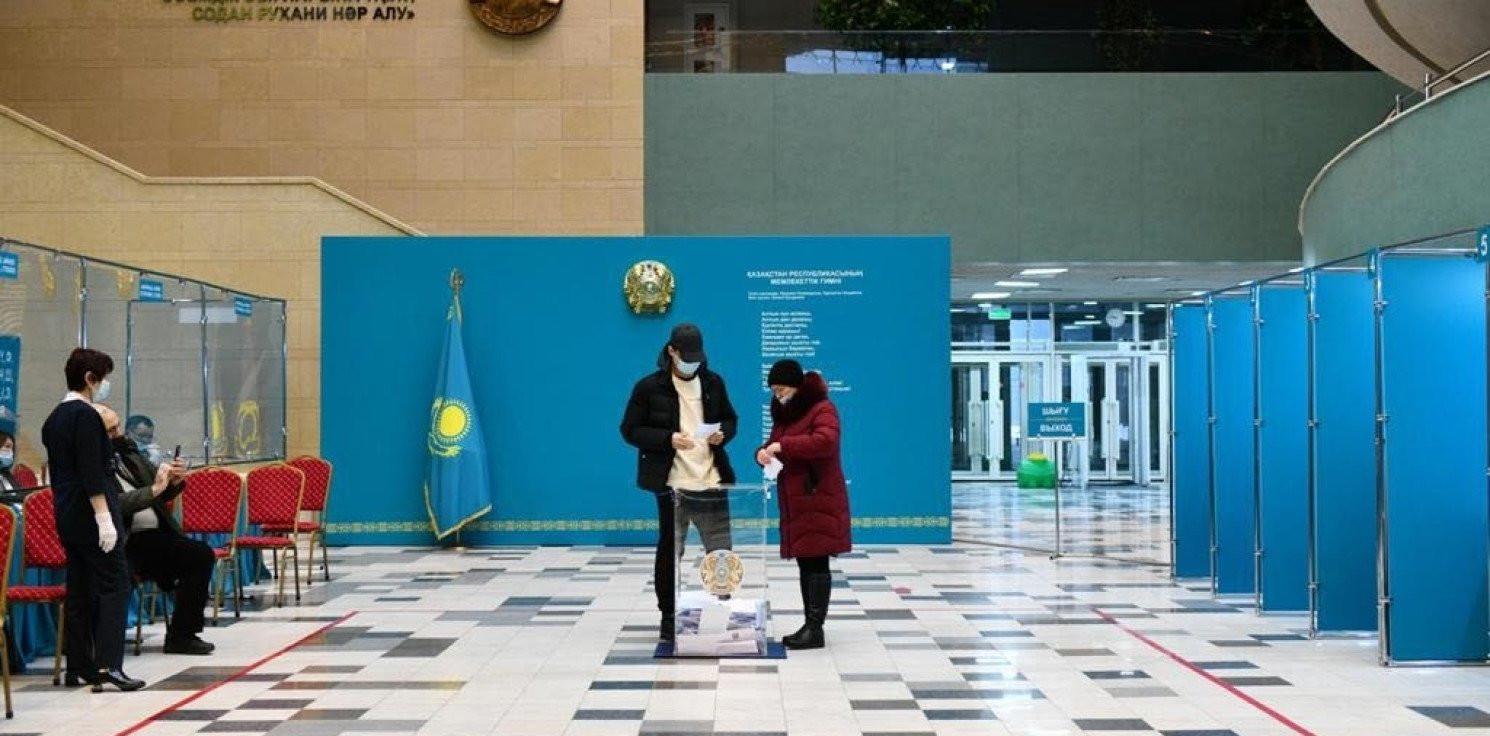Kraj - Po wyborach parlamentarnych. Kazachstan w nowej odsłonie