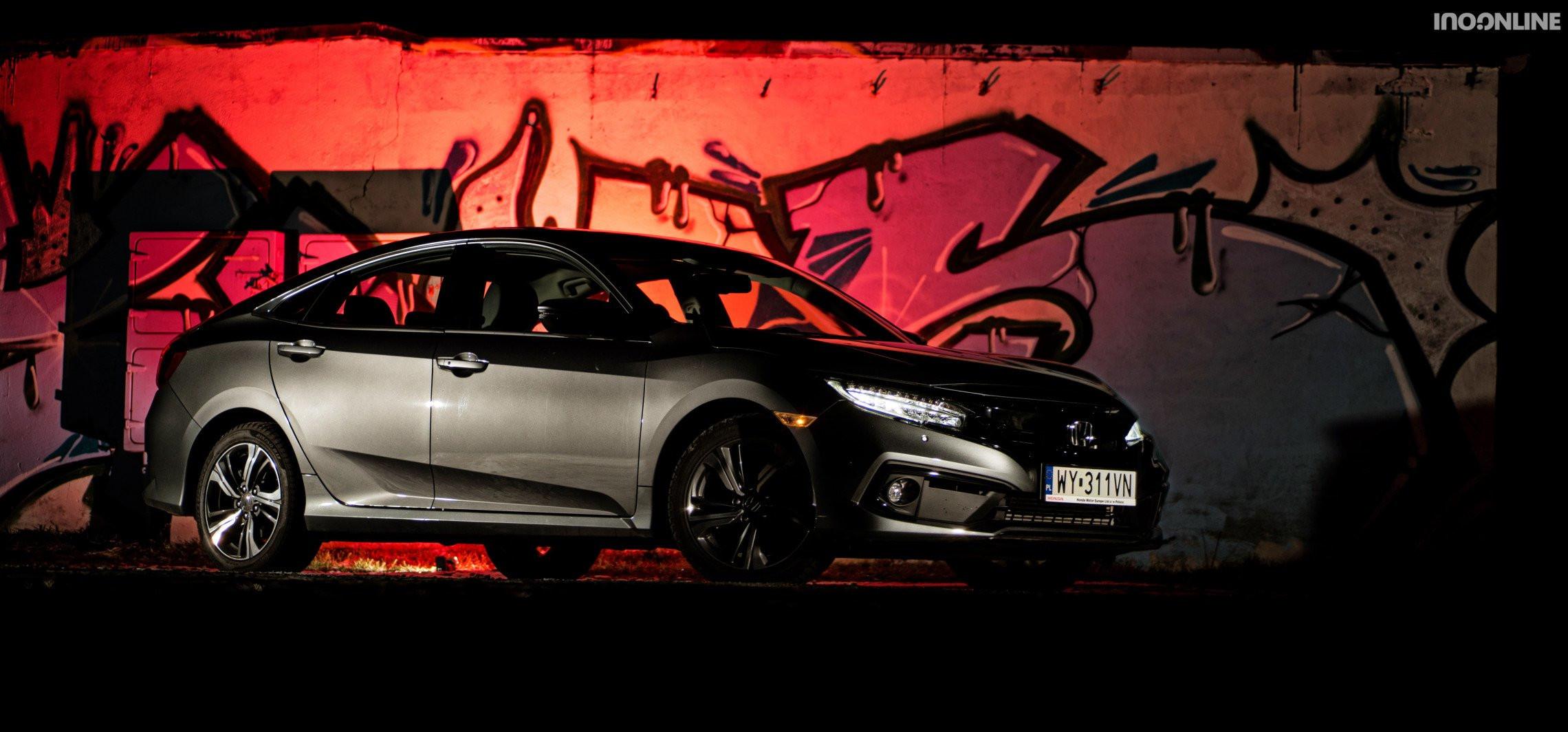 Honda Civic - kompakt dla indywidualistów?