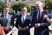 """""""Konflikt jest bardzo ostry"""" - przewodniczący Rady Regionalnej o sytuacji w Porozumieniu"""