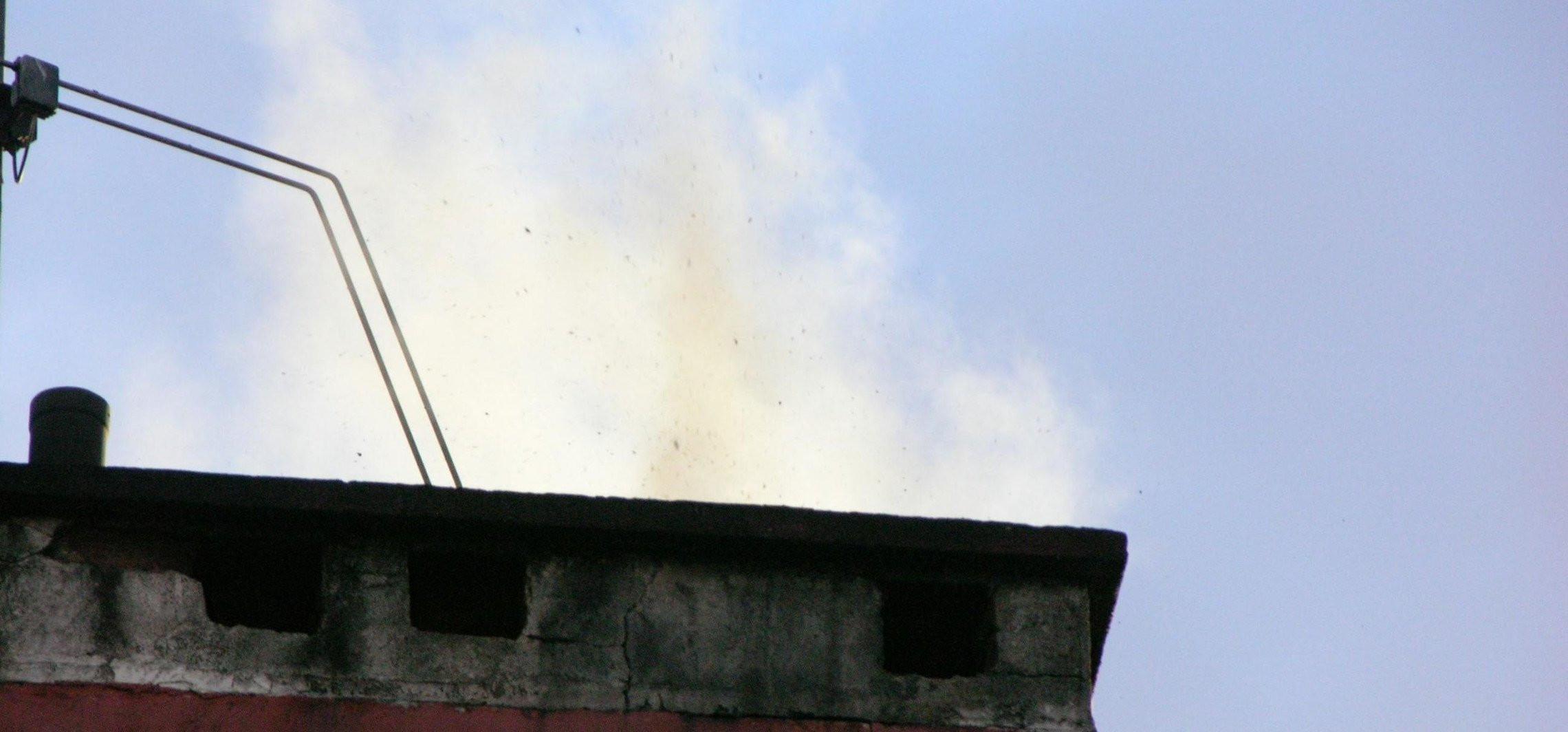 Inowrocław - Zielona środa: smog jak papierosy. Ile palisz?