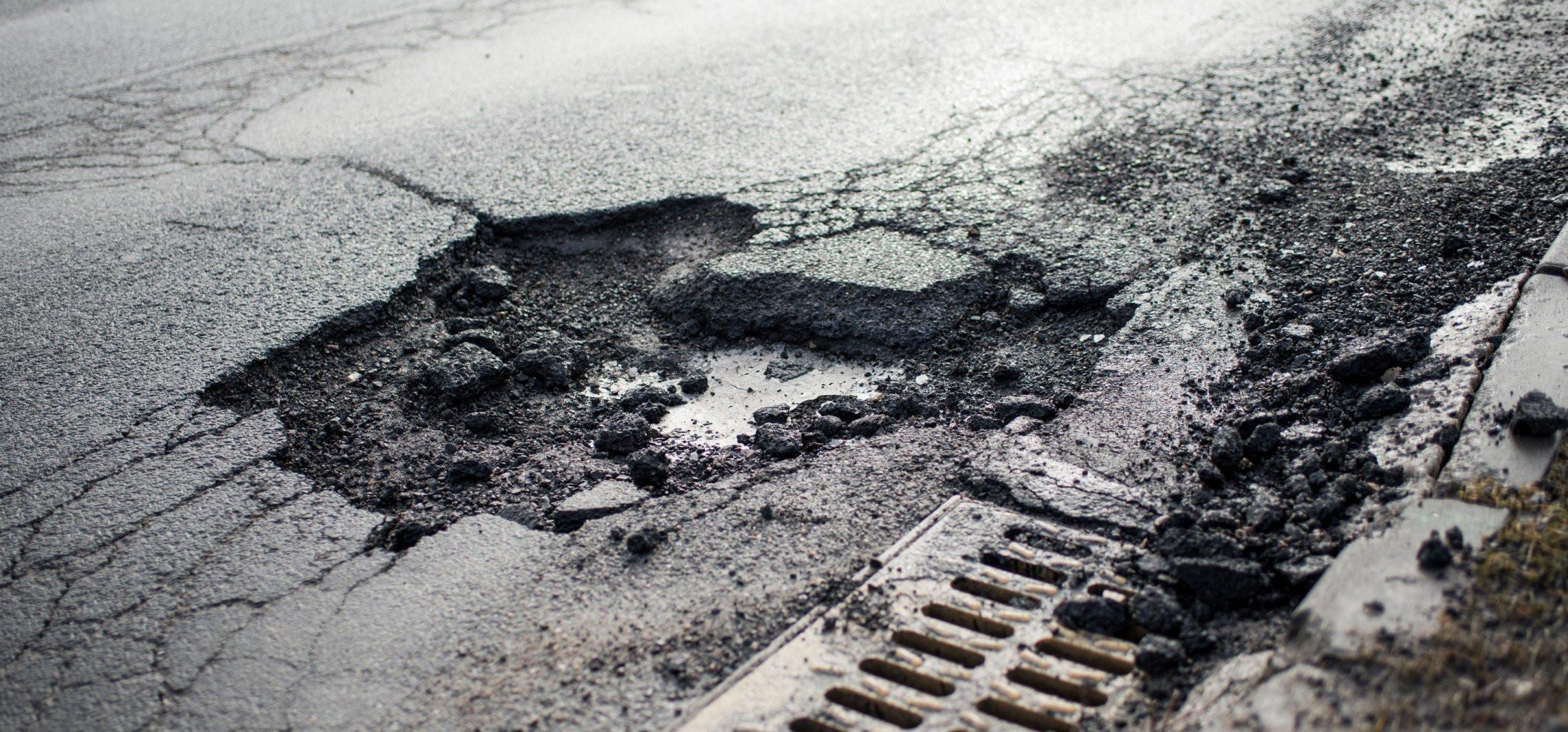 Inowrocław - Kiedy załatają dziury w ulicach?