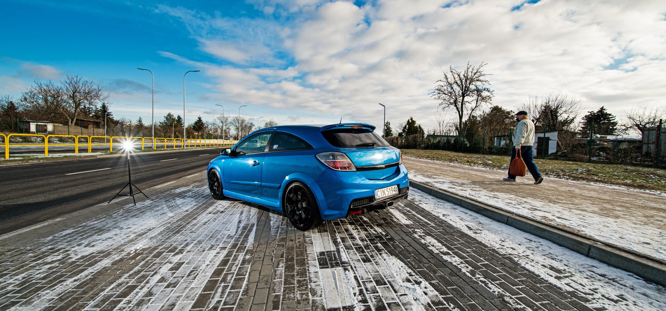 Astra OPC - bo Opel też może być szybki
