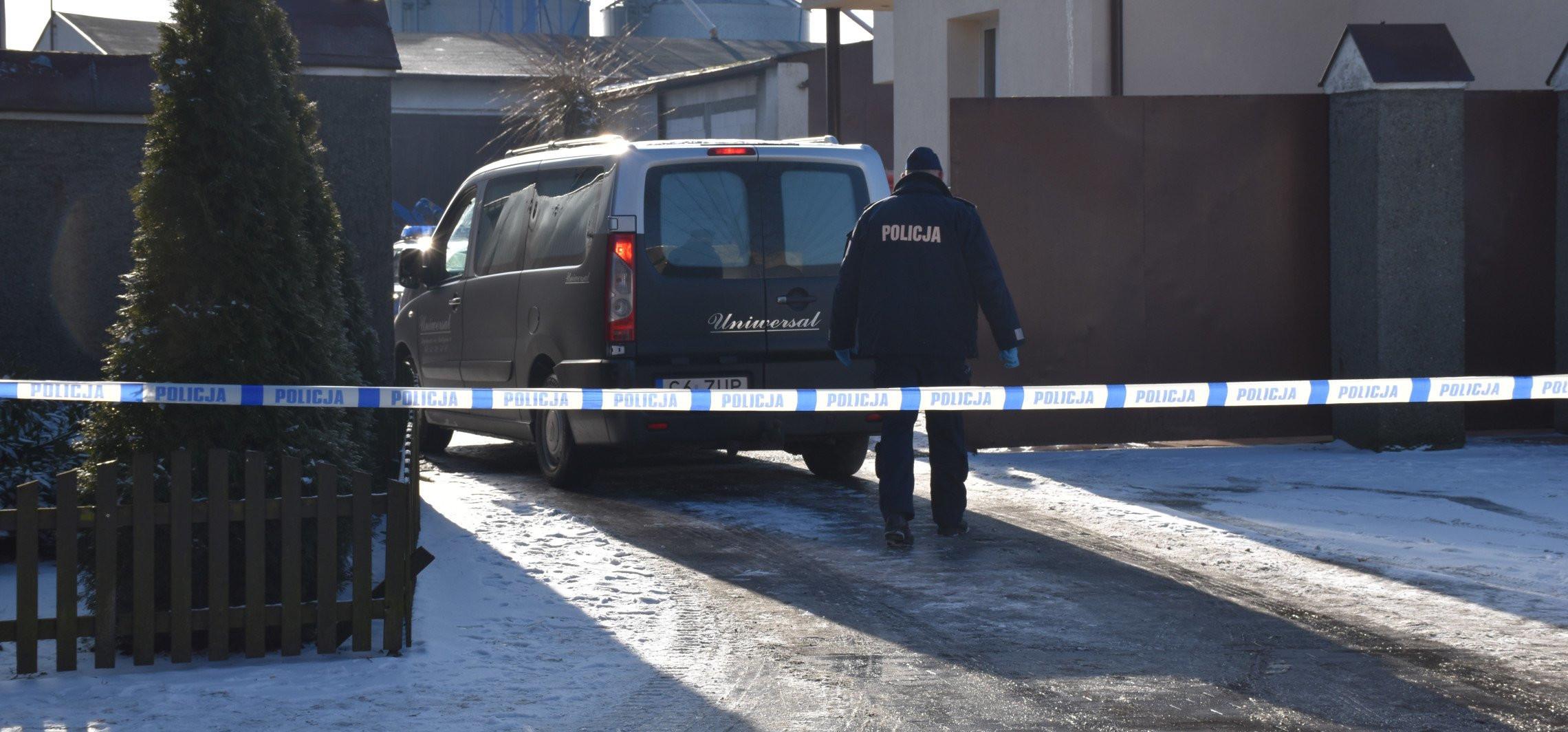 Gmina Inowrocław - Zabójstwo w Turzanach. Dziś przesłuchanie matki