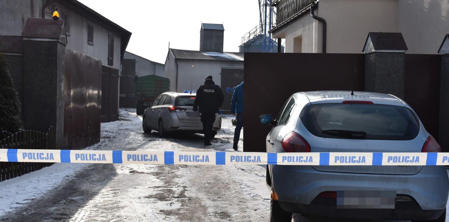 Inowrocław - Turzany. Matka usłyszała zarzuty zabójstwa synów