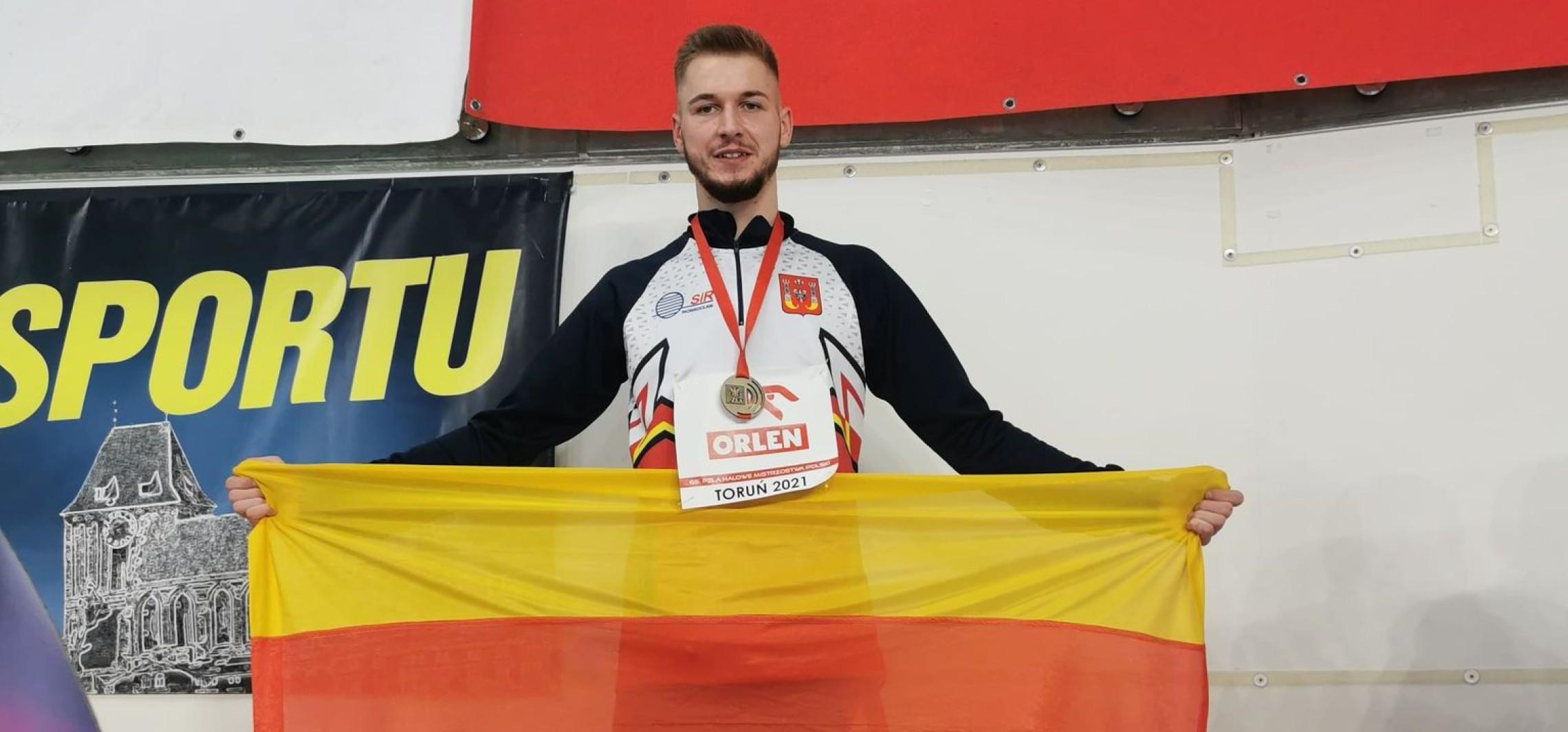Inowrocław - Mistrzostwa Europy w Toruniu bez Norberta Kobielskiego