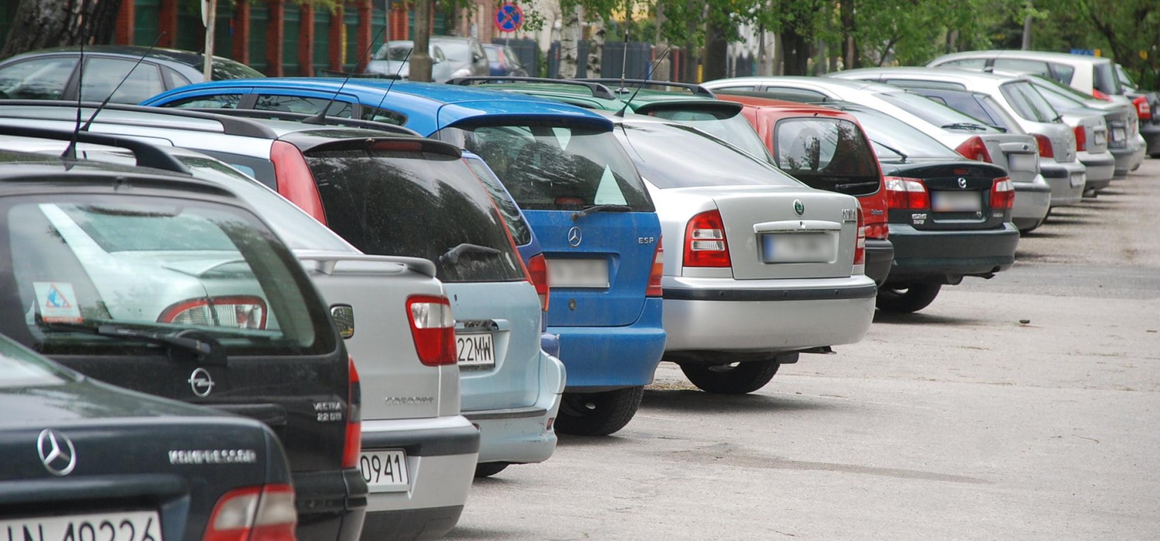 Inowrocław - Wskazaliście problemy z parkowaniem. Ratusz odpowiada