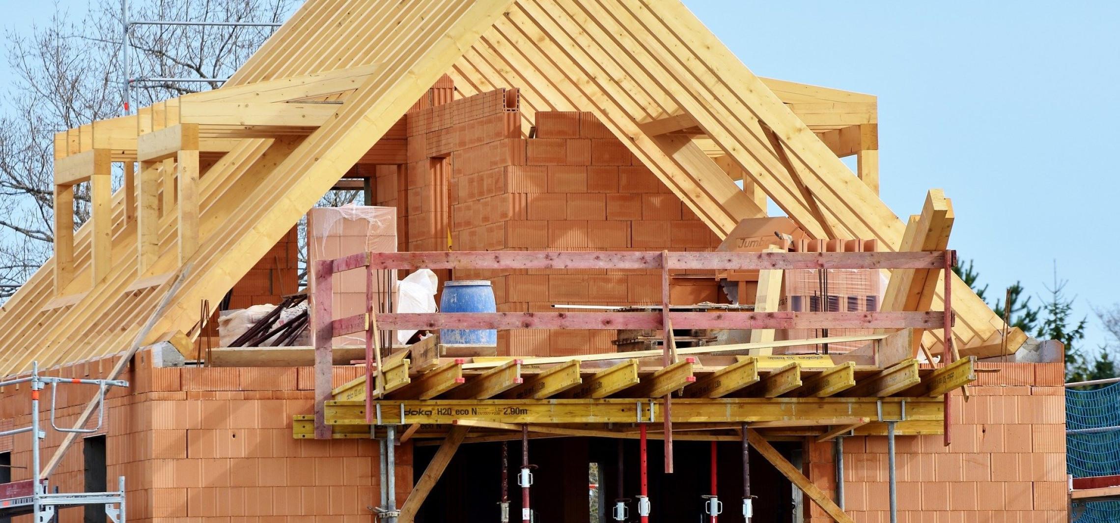 Region - Dom w budowie - za jakie szkody zapłaci ubezpieczyciel?