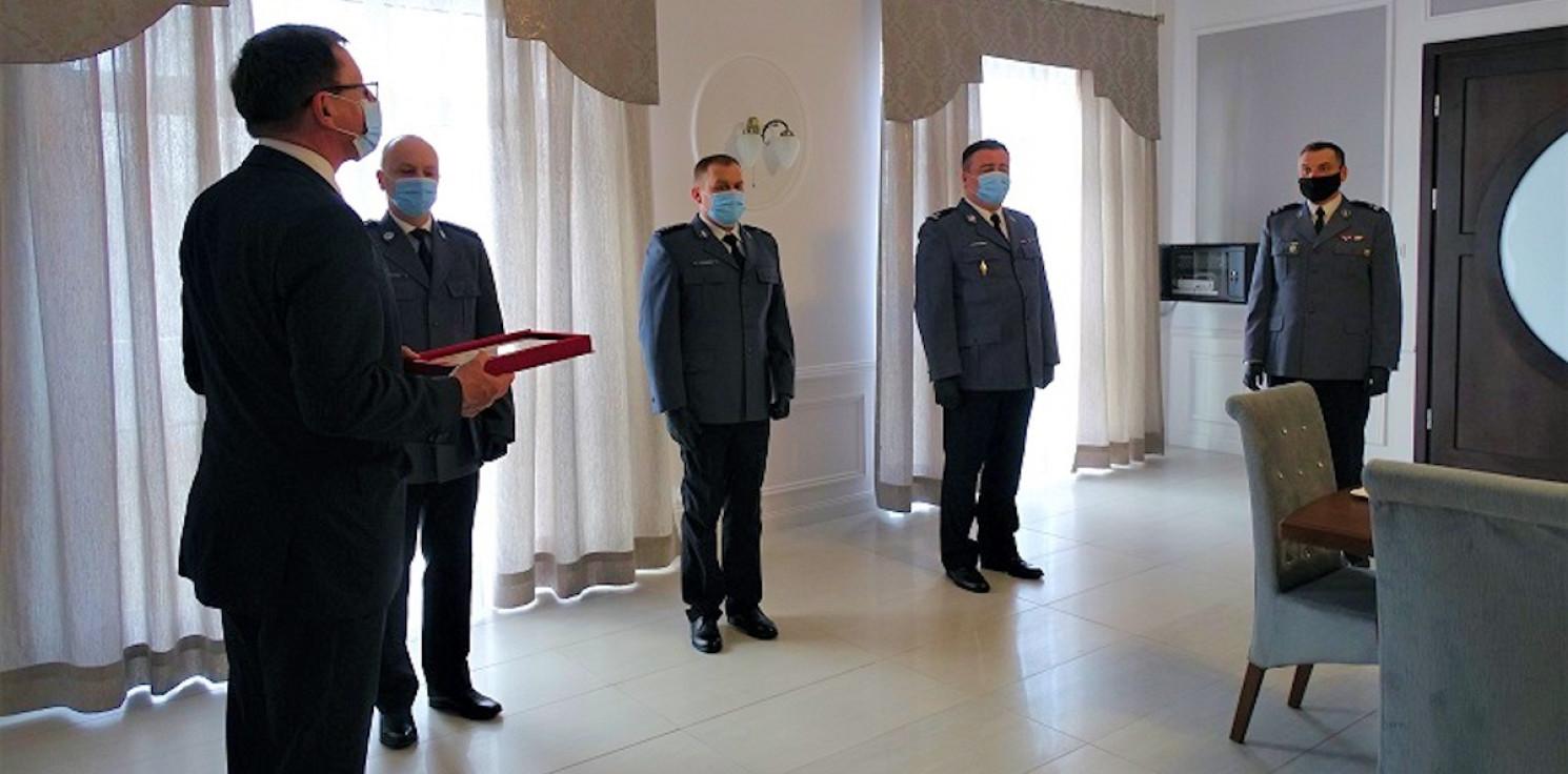 Kruszwica - Zmiany w kruszwickiej policji. Nowy komendant