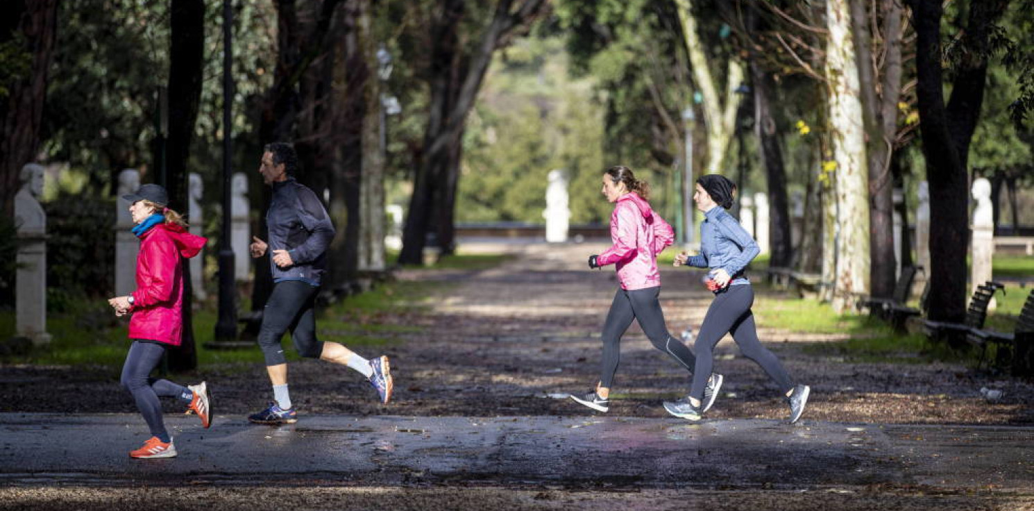 Rozmaitości - Psycholog: regularna aktywność fizyczna wpływa pozytywnie na poczucie szczęścia