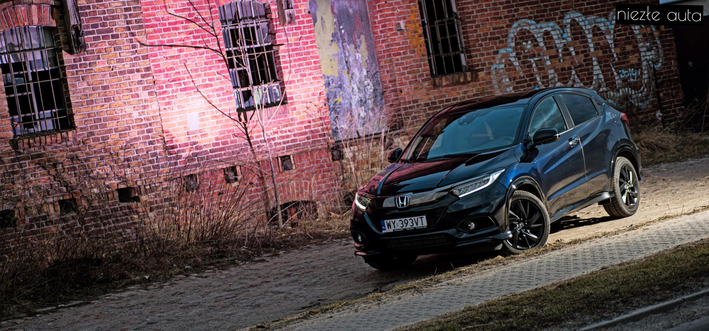 Test: Honda HR-V - ostatnia taka