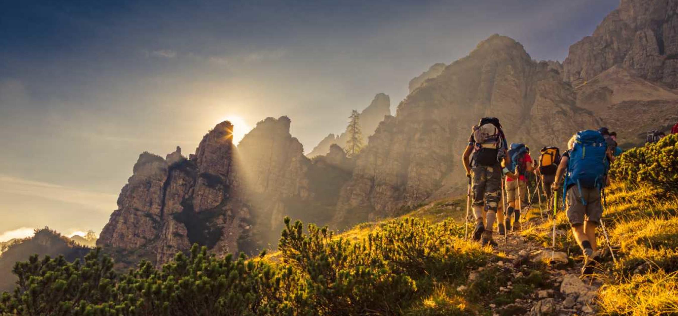 Region - Jak przygotować się do wygodnych i bezpiecznych trekkingów?