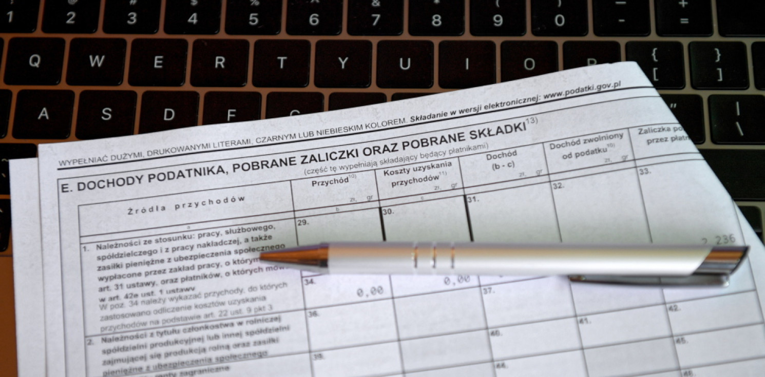 Kraj - MF ostrzega przed fałszywymi e-mailami nt. rozliczenia podatku