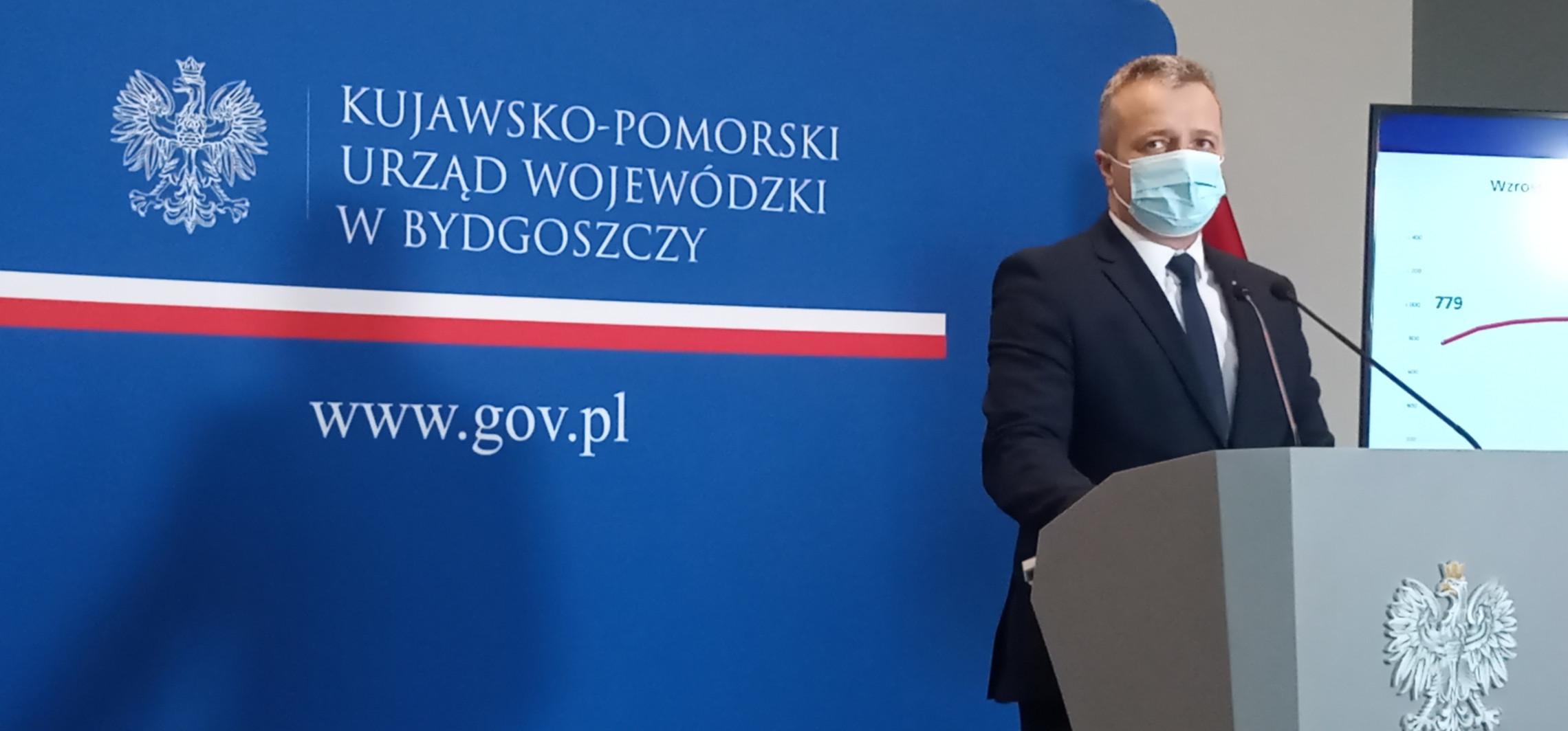 Kujawsko-Pomorskie - Program szczepień przyspiesza. W regionie będzie więcej punktów