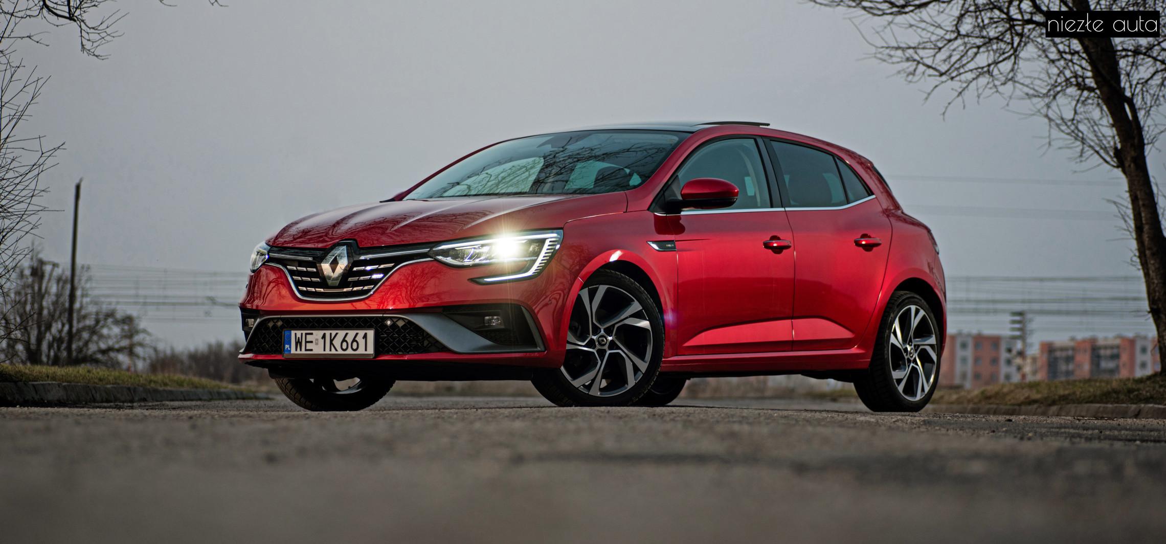 Test: Renault Megane - elegancja z nutką sportu