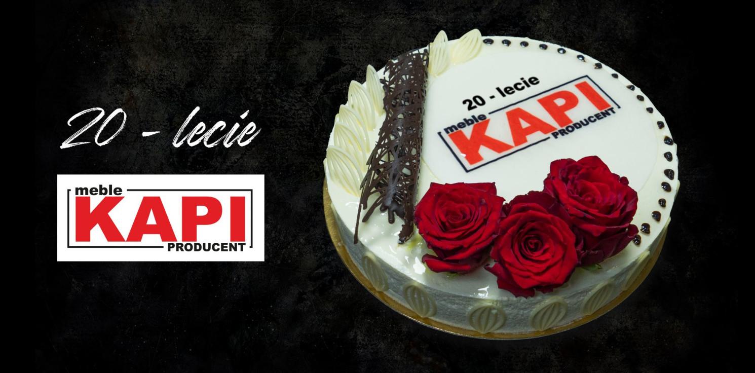 Inowrocław - 20-lecie firmy KAPI