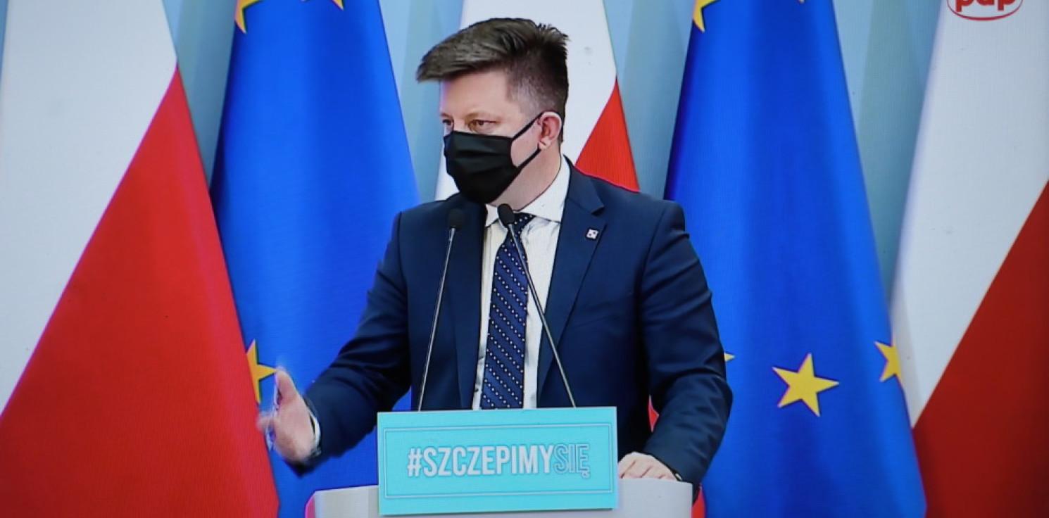 Kraj - Dworczyk: system ma zostać naprawiony do końca dnia