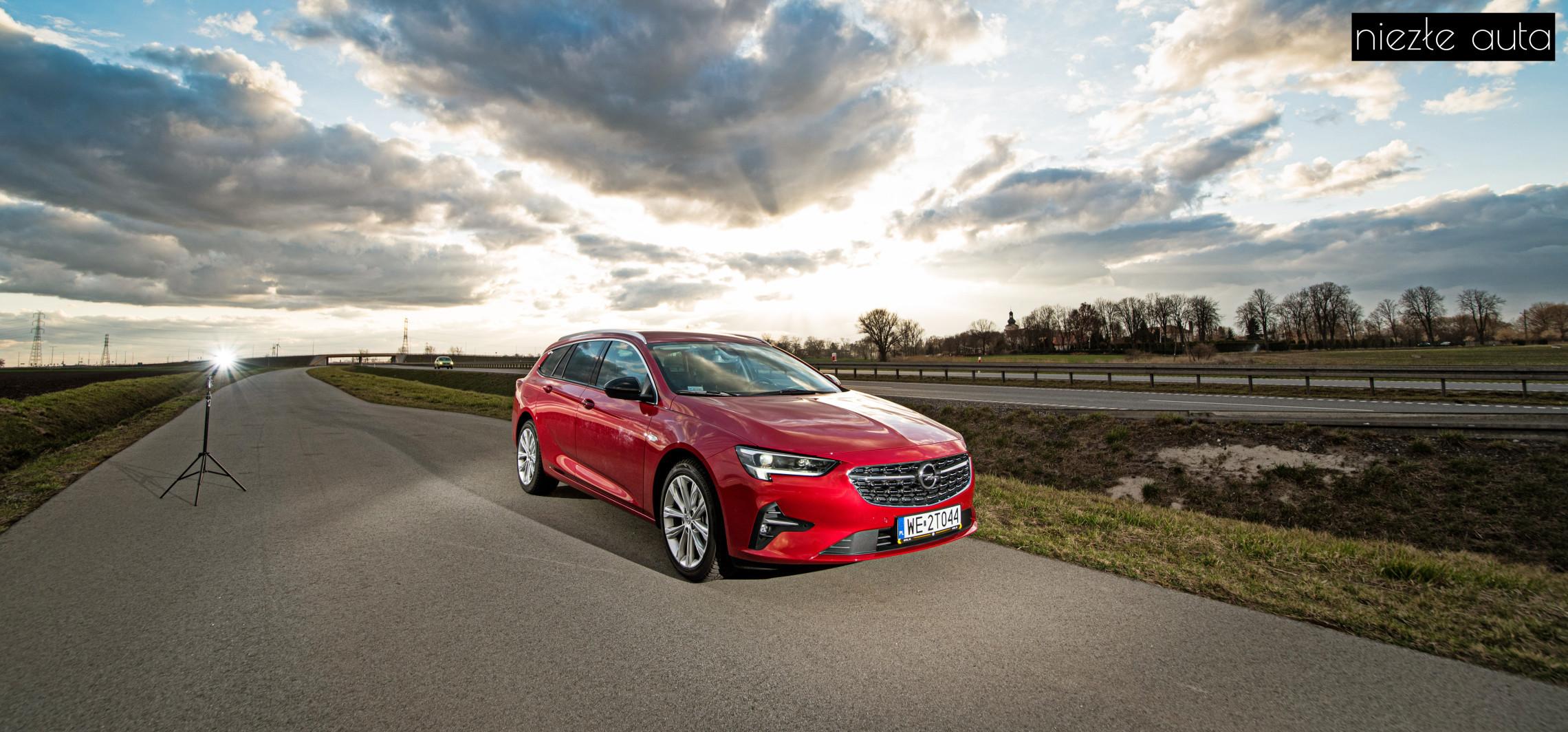 Test: Opel Insignia po liftingu. Dobra zmiana?