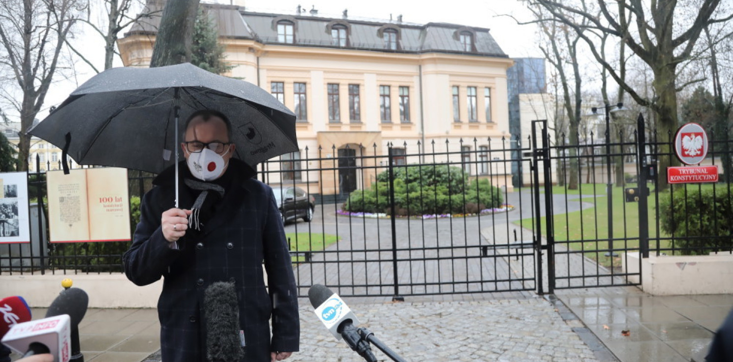 Kraj - TK: 15 kwietnia wyrok ws. kadencji Rzecznika Praw Obywatelskich