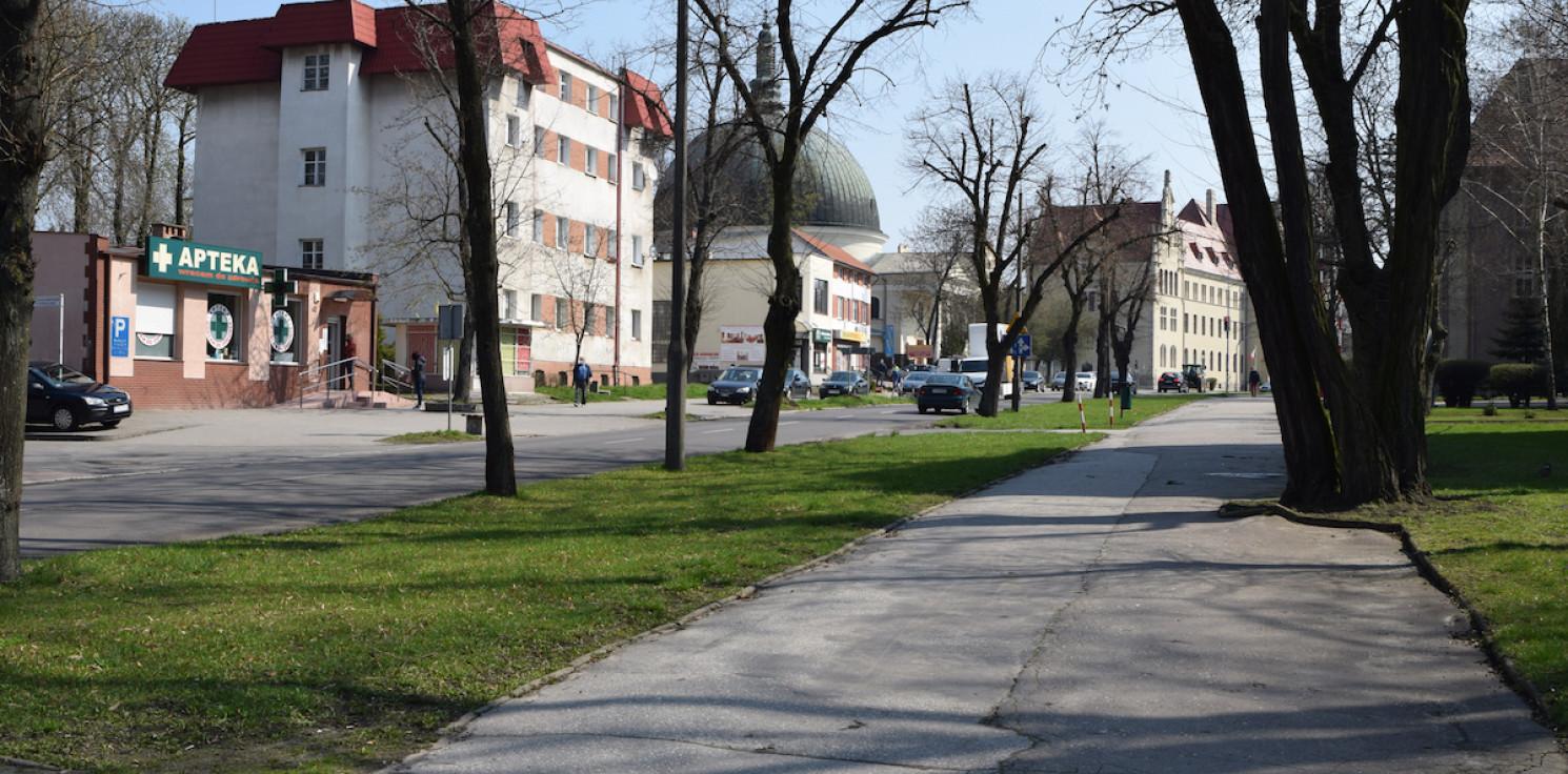 Inowrocław - Przebudowa ul. Narutowicza. Będą duże zmiany