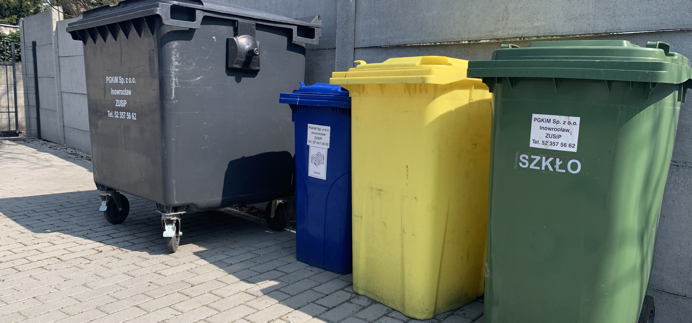 Inowrocław - Czeka nas kolejna podwyżka za wywóz śmieci