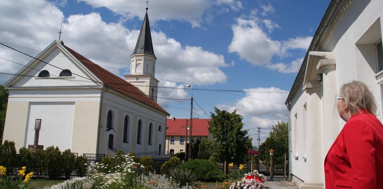 Inowrocław - Powiat przyznaje dotacje na zabytki