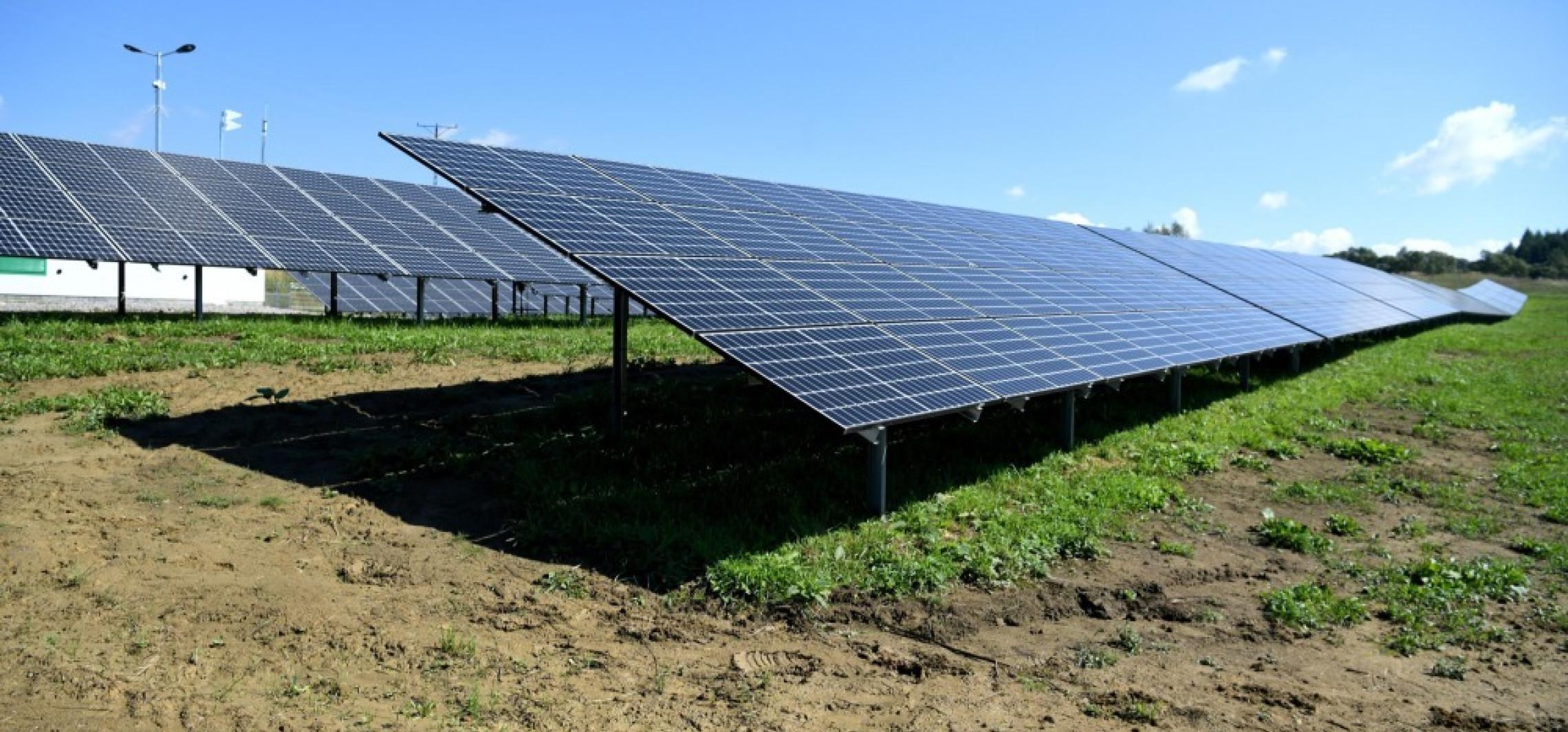 """Kraj - Instalowanie paneli słonecznych może być """"zaraźliwe"""""""