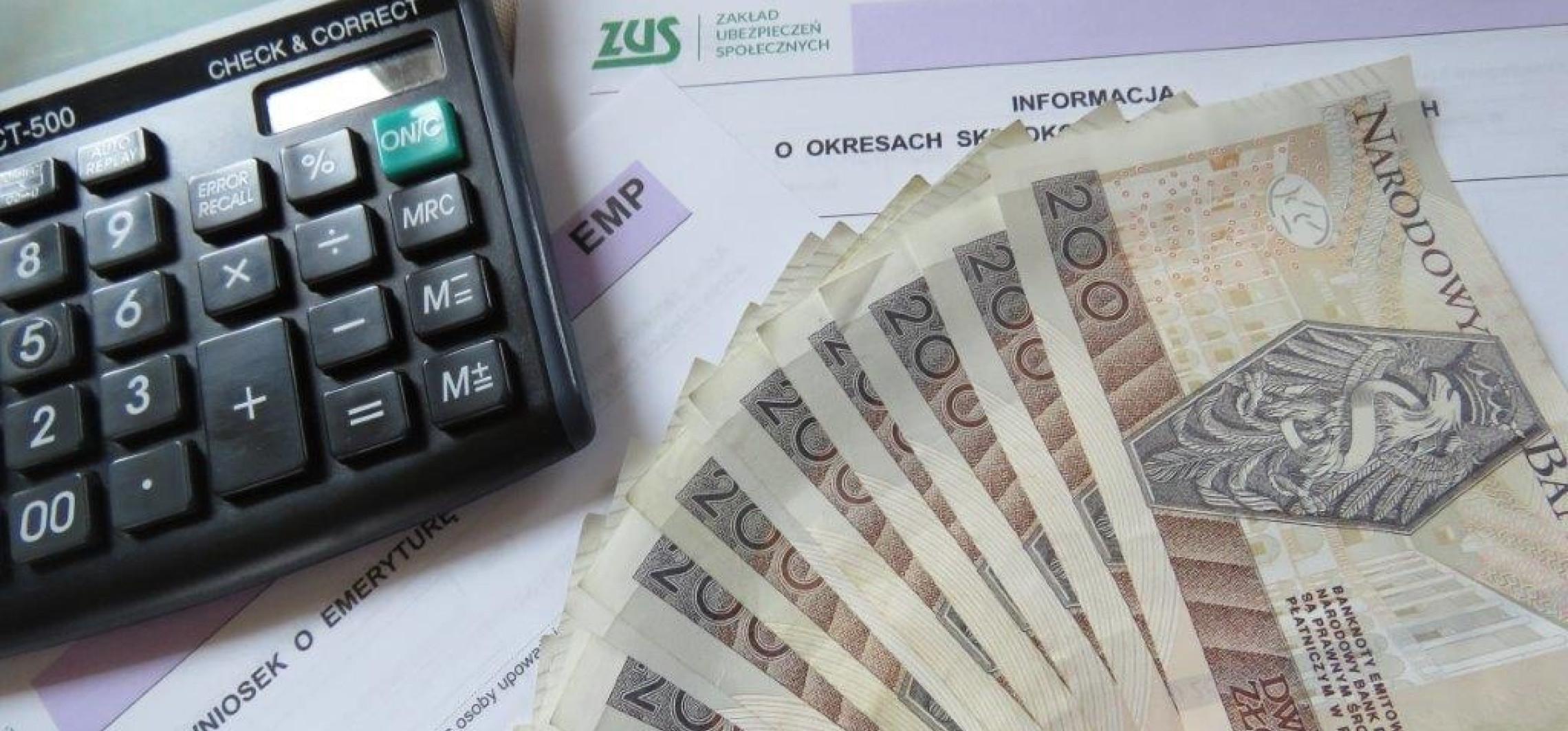 Inowrocław - Najniższa emerytura to u nas 19 gr. A najwyższa?
