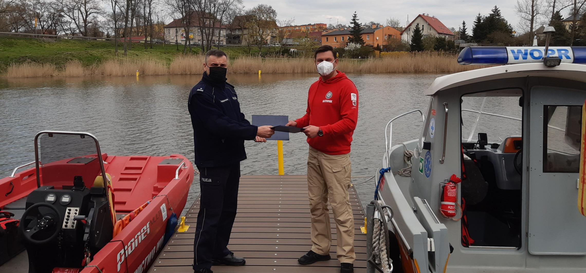 Kruszwica - Dzięki tej współpracy na Gople ma być bezpieczniej