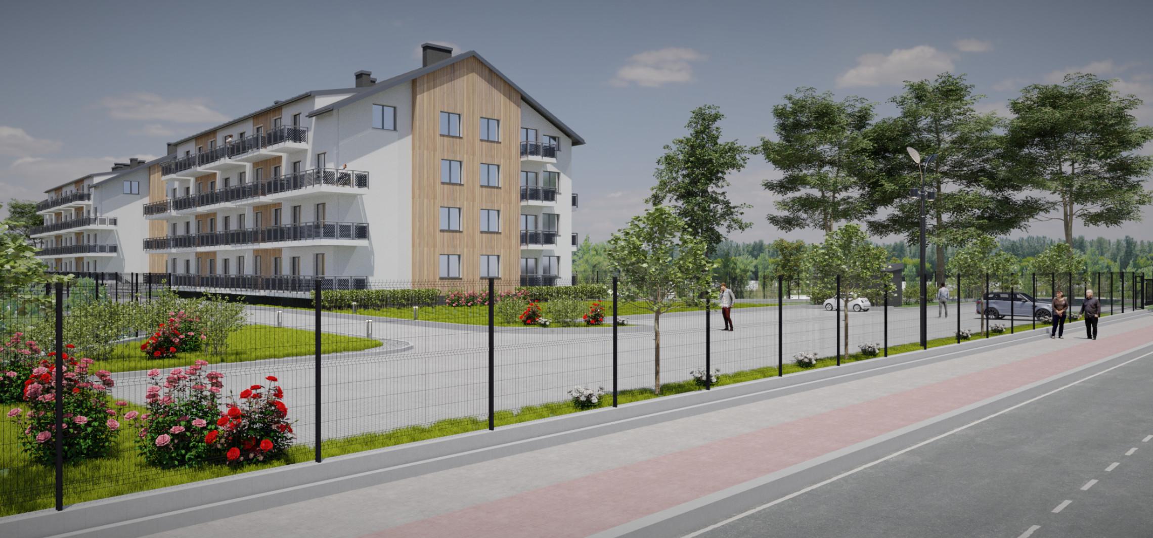 Inowrocław - Aleja Różana. Poznaj nową inwestycję w mieście