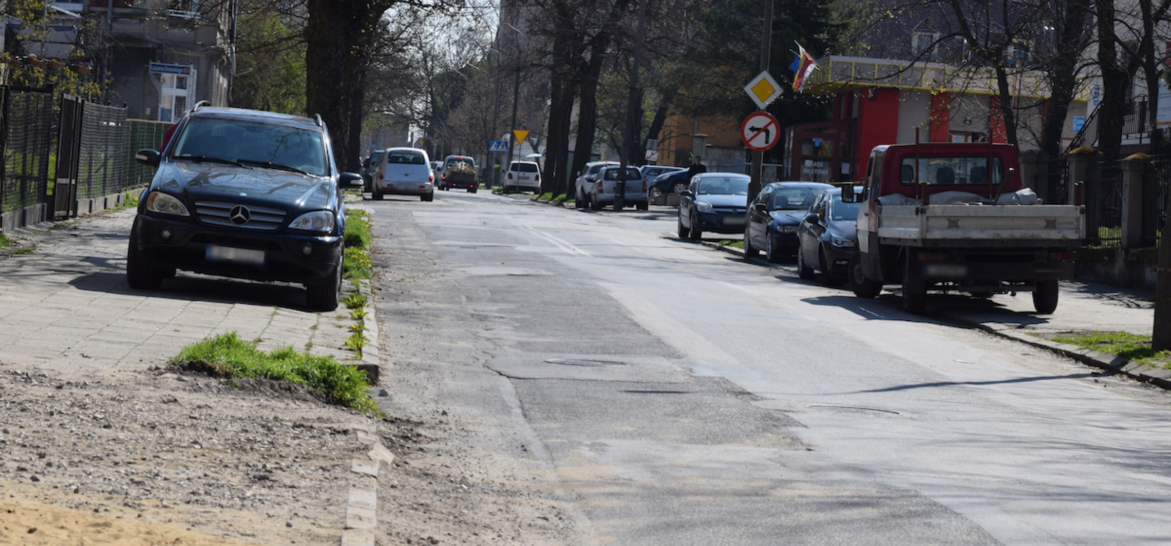 Inowrocław - Ta ulica doczeka się gruntownego remontu